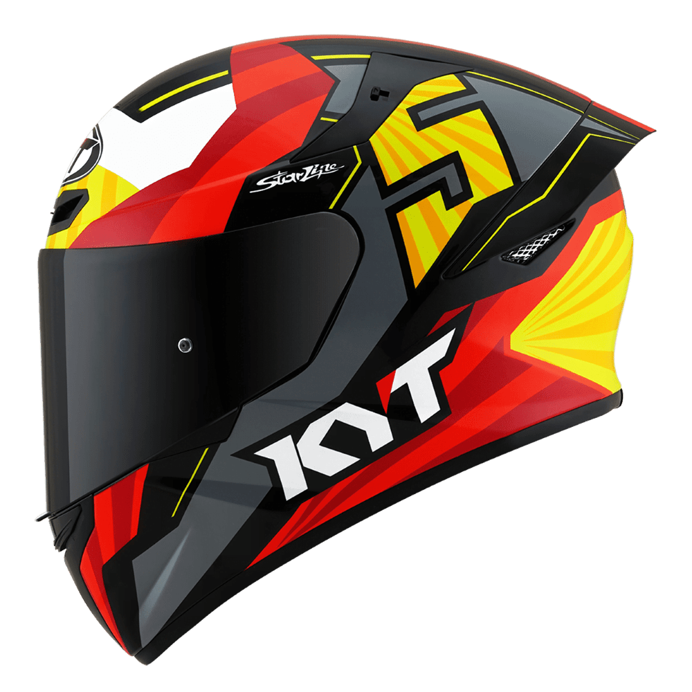 Capacete KYT TT Course Flux