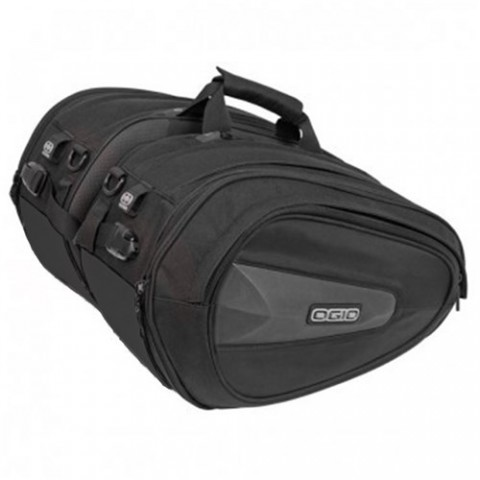Bolsa Ogio Equipamentos Saddle Bag - Black