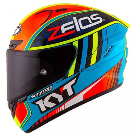 Capacete KYT NX Race Xavier Simeon Replica Blue