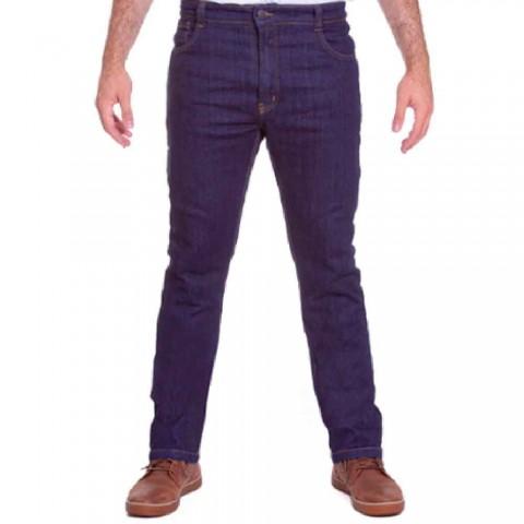 Calça Corse Slim - Azul Escuro