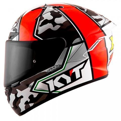 Capacete KYT NX Race Xavi Fores Imola