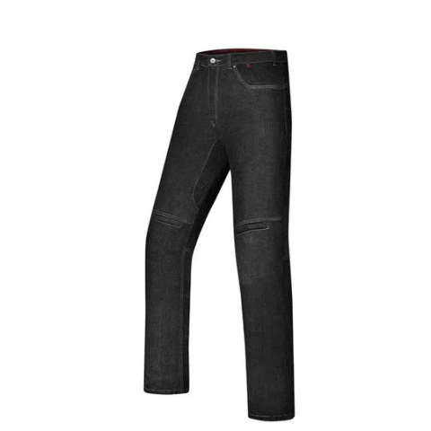 Calça X11 Jeans Ride Kevlar Feminina - Preta