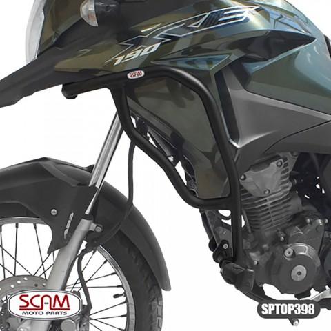 PROTETOR MOTOR/ CARENAGEM C/PEDALEIRA SCAM XRE 190 16 SPTOP 398