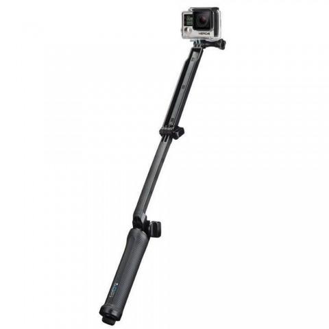 Suporte Camera 3 Formas (3 Way) Gopro AOGP0011